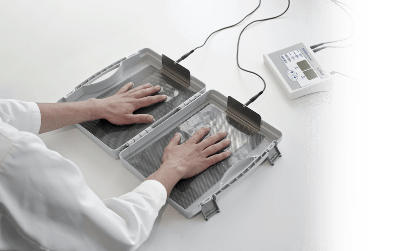 HIDREX iontophoretic therapy devices: for the treatment of heavy, excessive sweating